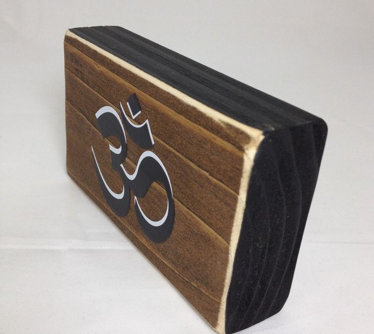 A personal favorite from my Etsy shop https://www.etsy.com/listing/231137298/yoga-block-art-for-yoga-studio-yoga