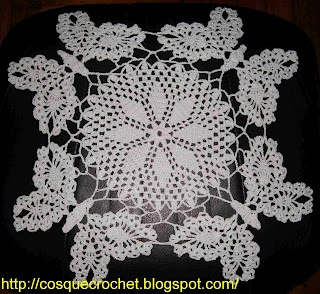 crochet I love }}{{ and beautiful simple work has diagram