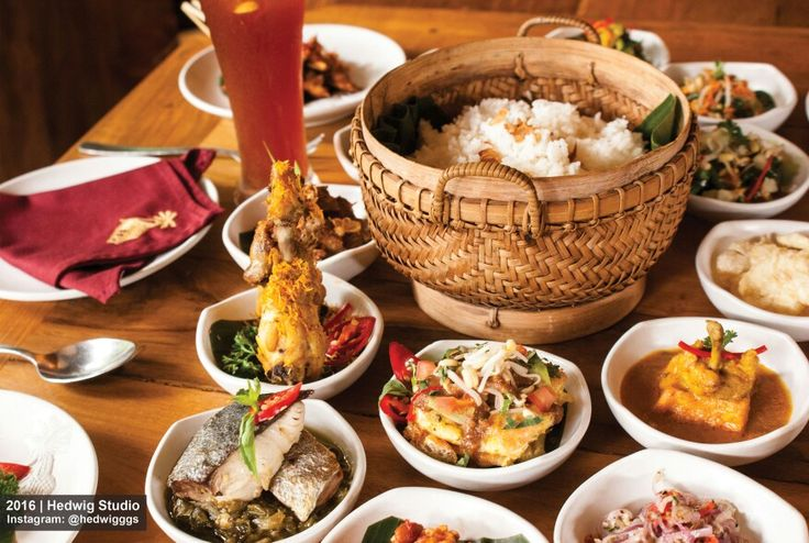 Rijsttafel, forgoten Dutch East Indies culinair