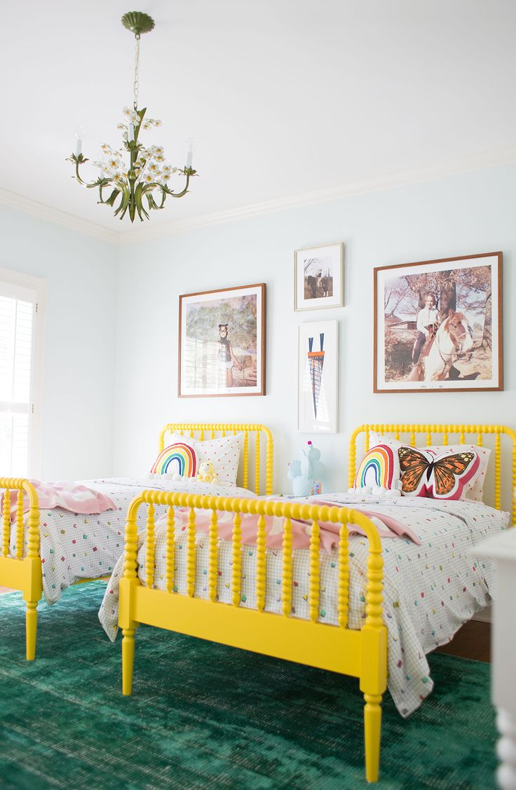 33 wonderful shared kids room ideas digsdigs - Neutral Shared Bedroom Inspiration Toddler Roomskid