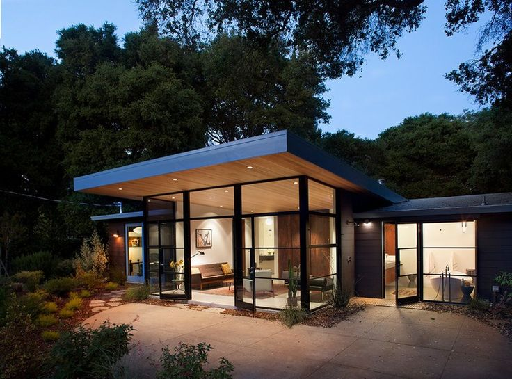 98 best Architecture - Eichler homes images on Pinterest ...