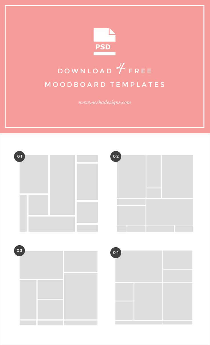 Creating moodboards is an essential part of the design process, plus it's also super fun! It can be pretty tedious trying to create a moodboard in Photoshop is you have no idea how, so I've created...