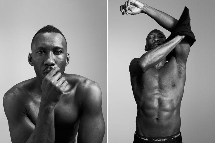 "'Moonlight' Cast Featured in Raf Simons' Calvin Klein 2017 Men's Underwear Campaign ""Revelation"""