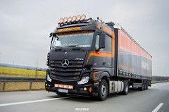 Mercedes Actros MP4 Magpol (PL)