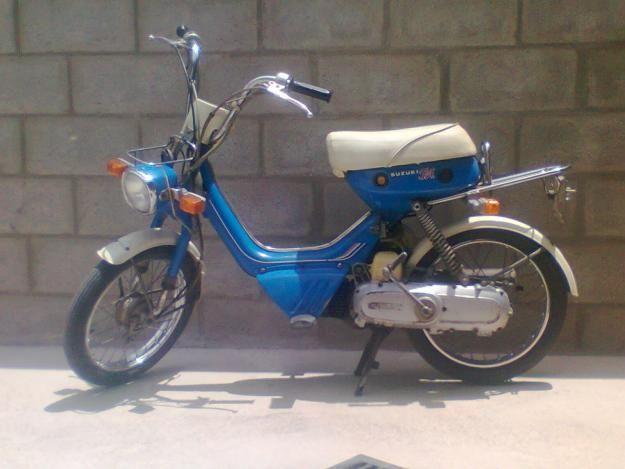Suzuki FA 50