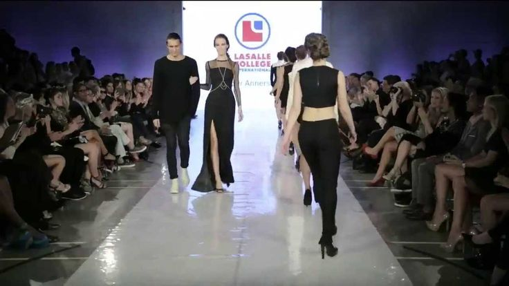 LaSalle College Vancouver students presenting at Vancouver Fashion Week ...
