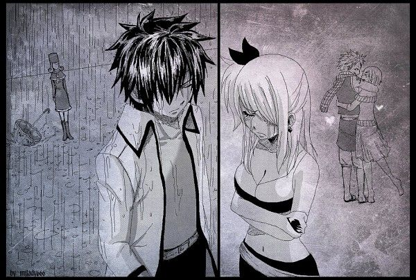 Natsu rencontre ignir