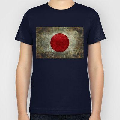 The national flag of Japan Kids T-Shirt