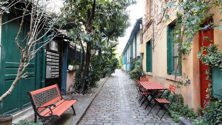 La Cité Verte - 147 rue Léon Maurice Nordmann, Paris 12e. France.
