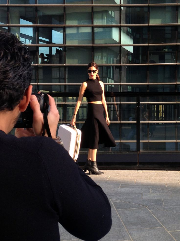 Let's have a look at FPM shooting!  #BehindtheScene
