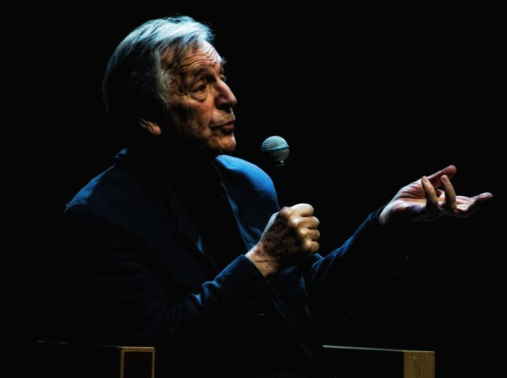 """Costas Gavras -- Greek film director. He studied in Sorbonne and the French National Film School.Known for his film """"Z"""" depicting the assassination of Grigoris Lambrakis ,which won the Oscar for Best Foreign Language Film"""