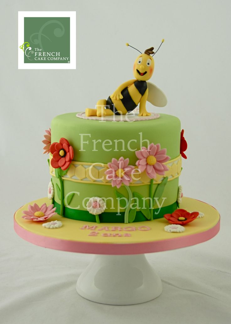 childrens birthday cake gateau d 39 anniversaire pour enfant bebe maya l 39 abeille. Black Bedroom Furniture Sets. Home Design Ideas