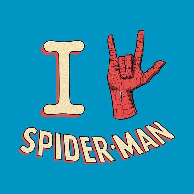 """10 Me gusta, 1 comentarios - TomHollandNuestroSpiderMan (@tomhollandnuestrospiderman) en Instagram: """"Í ❤ #spiderman"""""""