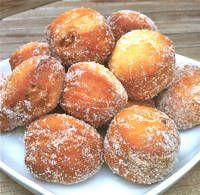 Berlines - Chilean Dulce de Leche Doughnuts
