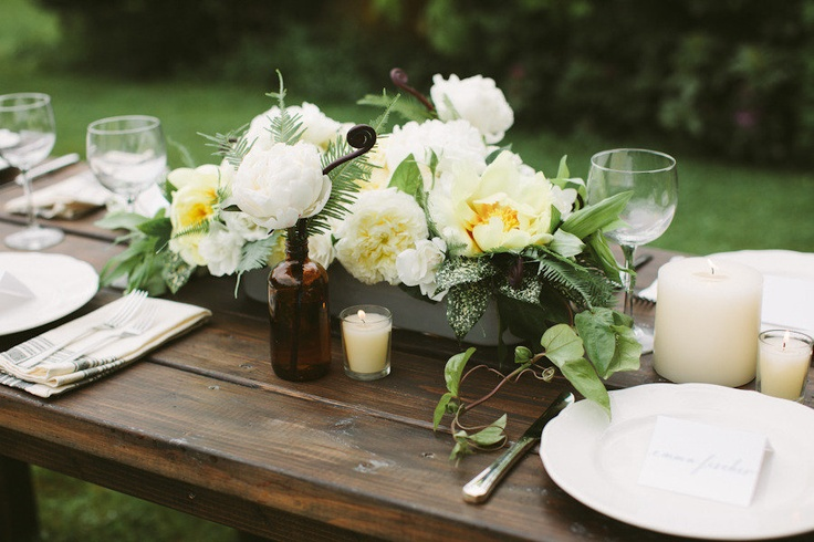 Best low centerpieces ideas on pinterest southern