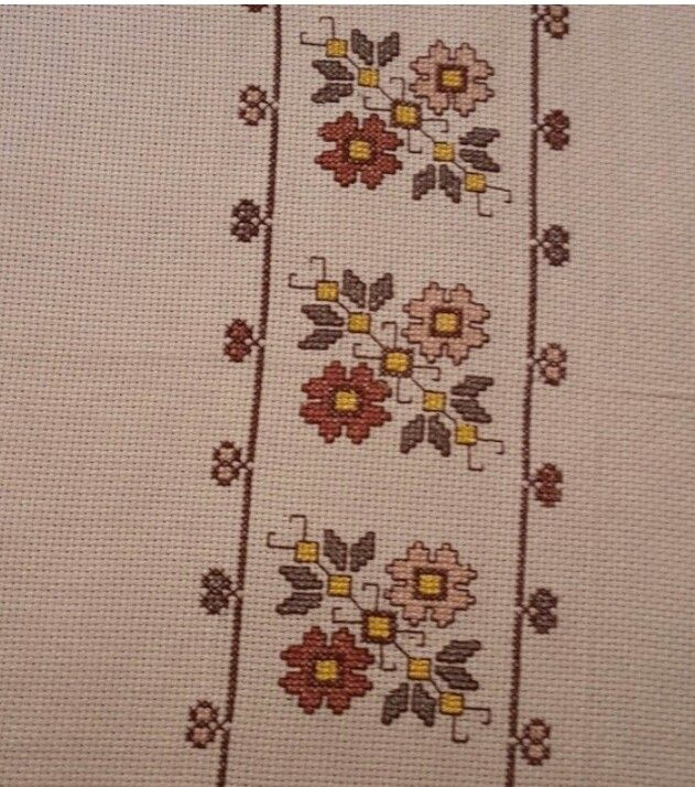 Crossstitch kanaviçe. Kanaviceterapidir