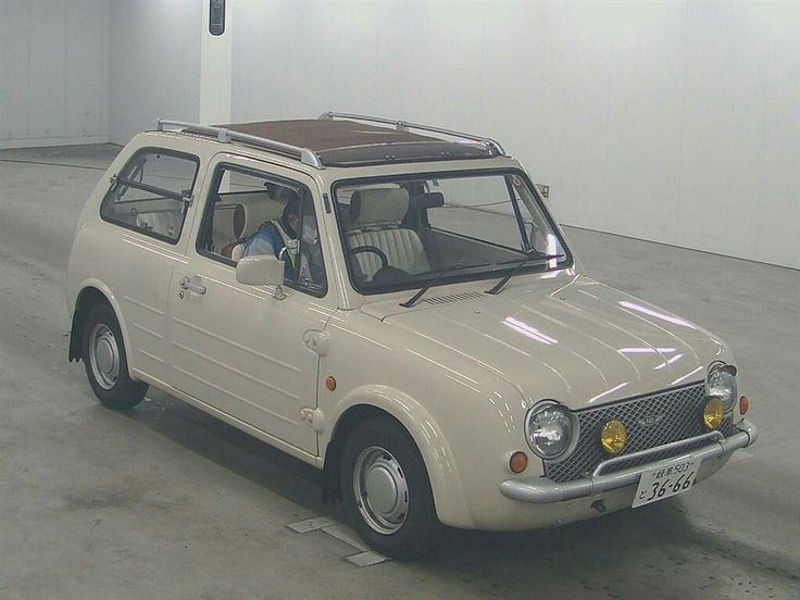 Nissan pao, 1989