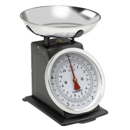 5kg Traditional Kitchen Scale #baking #homeware #scale #kitchen