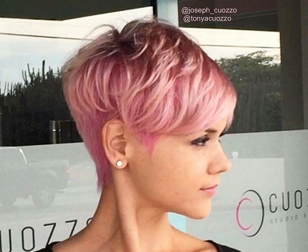 Pixie Haarschnitte Für Frauen Kurze Frisur Und Farbe