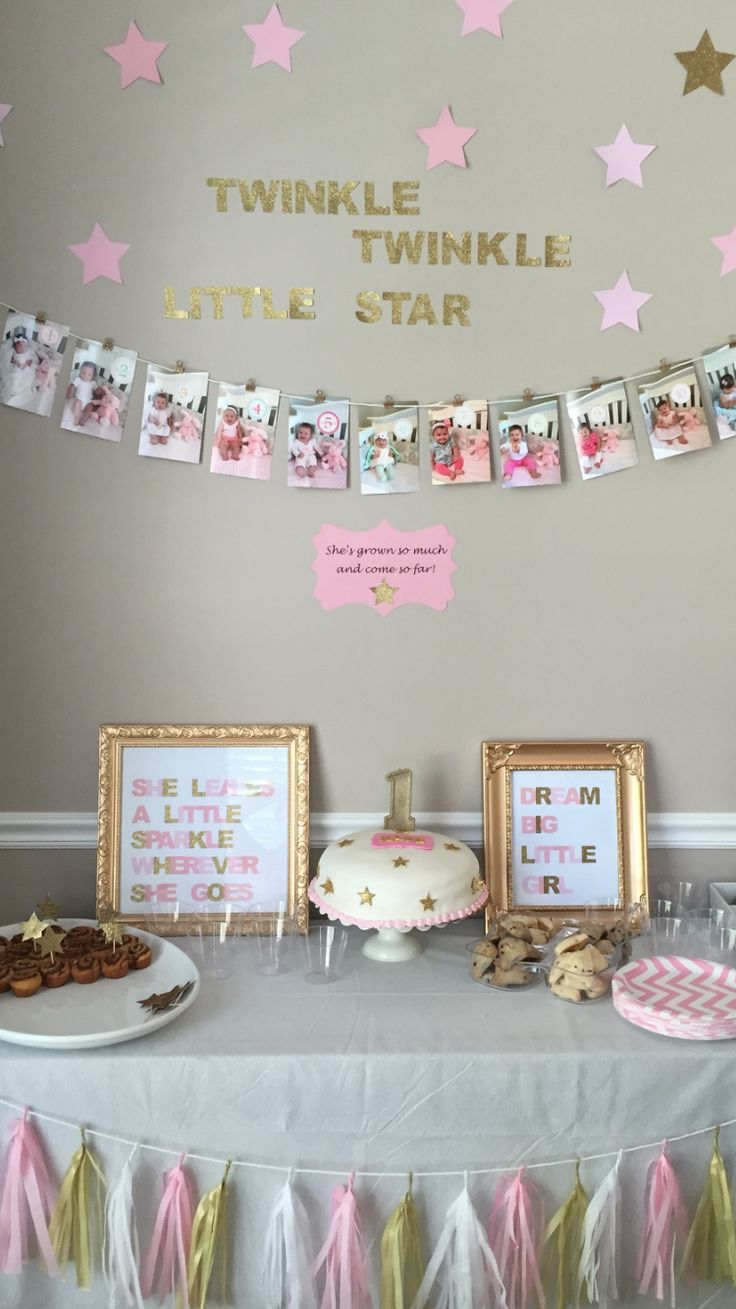 Decorative Stars For Parties 17 Of 2017s Best First Birthday Decorations Ideas On Pinterest