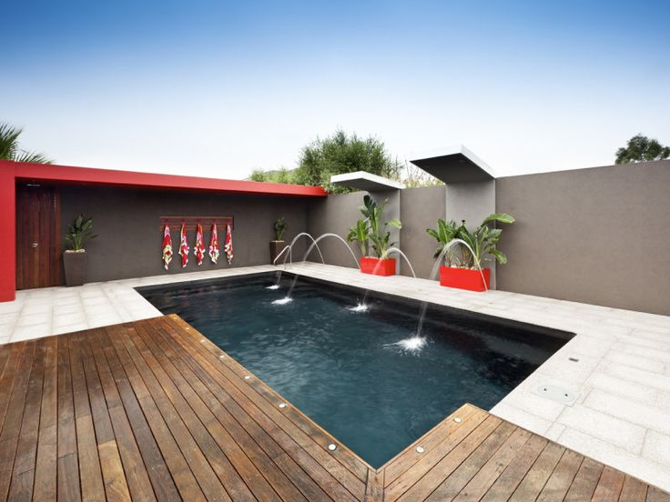 Looking for inspiration? Dreaming of what your backyard will look like? - Compass Pools Australia