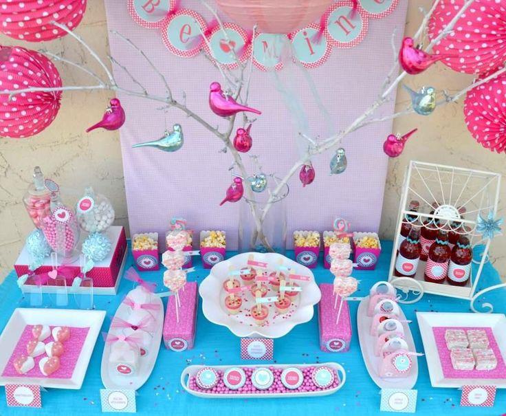 18 Best Hello Kitty Dessert Table Images On Pinterest