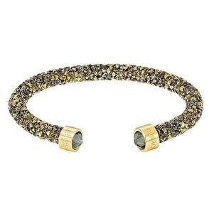 Swarovski Crystaldust Cuff - Multi-colored - Gold Plating - 5348101