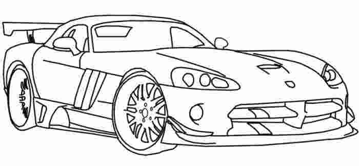 Dodge Viper Coloring Pages Dodge Viper Coloring Page Teacher Stuff