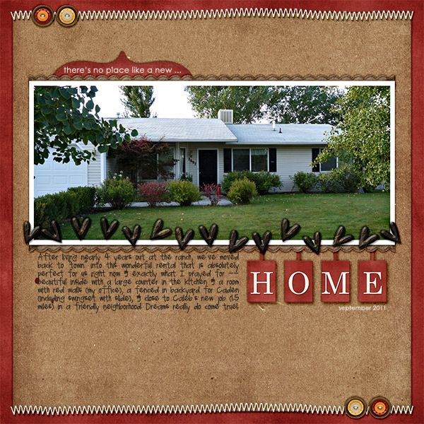 35 best images about new home scrapbook on pinterest for New home layouts