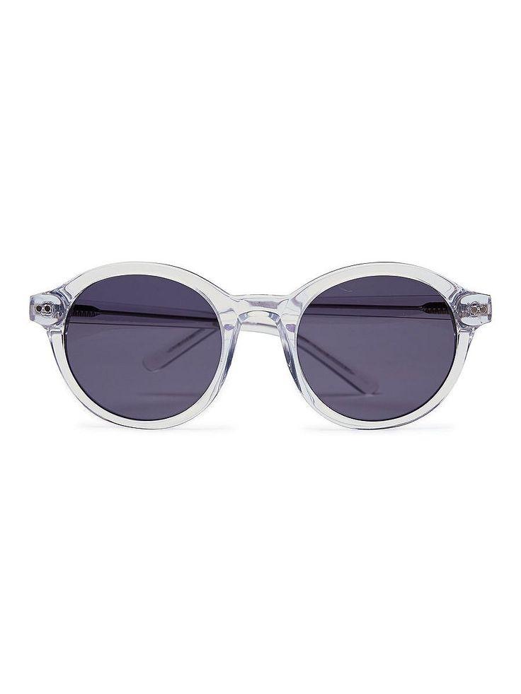 Identity SELECTED Homme - 100% Plastik - Runde Gläser - UV-Schutz. Hier bekommst du eine coole Retro-Sonnenbrille, perfekt für die sonnigen Tage im Sommer. 100% Acetat...