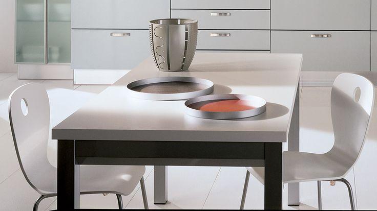 Vega table by Scavolini.
