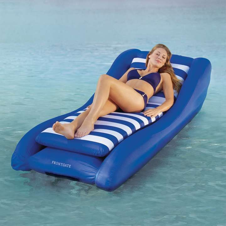 Deluxe Inflatable Lounger