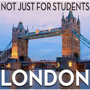 B&B, self-catering, short and long stay visitor accommodation in London university residences  Everyone welcome - you don't have to be a student to book or stay