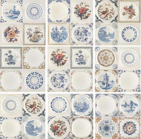 Exposición y venta de cerámica decorativa, baldosas, azulejos y decoración  APE ceramica GIORNO