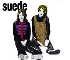 Metal Mickey - Suede's 2nd single with the brilliant b-side Where the pigs don't fly