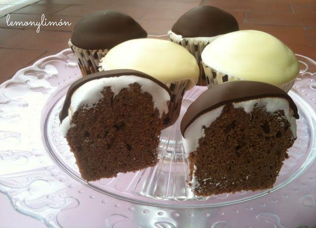 5 recetas de cupcakes