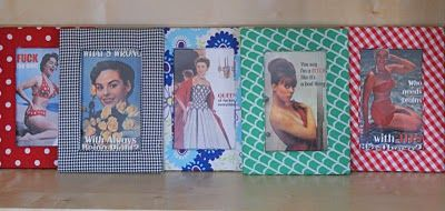 Justina Maria Louisa: Stoffen fotokadertje: een handleiding