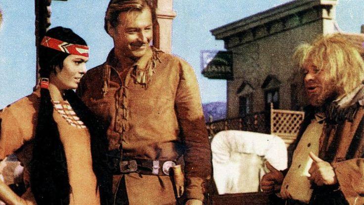 Herečka stvárnila Bielu holubicu vo filme Old Shatterhand z roku 1964. | Nový Čas