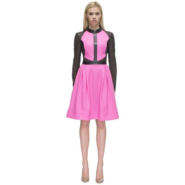 Bubble Gum Dream Dress ❤ liked on Polyvore featuring dresses and pink dress