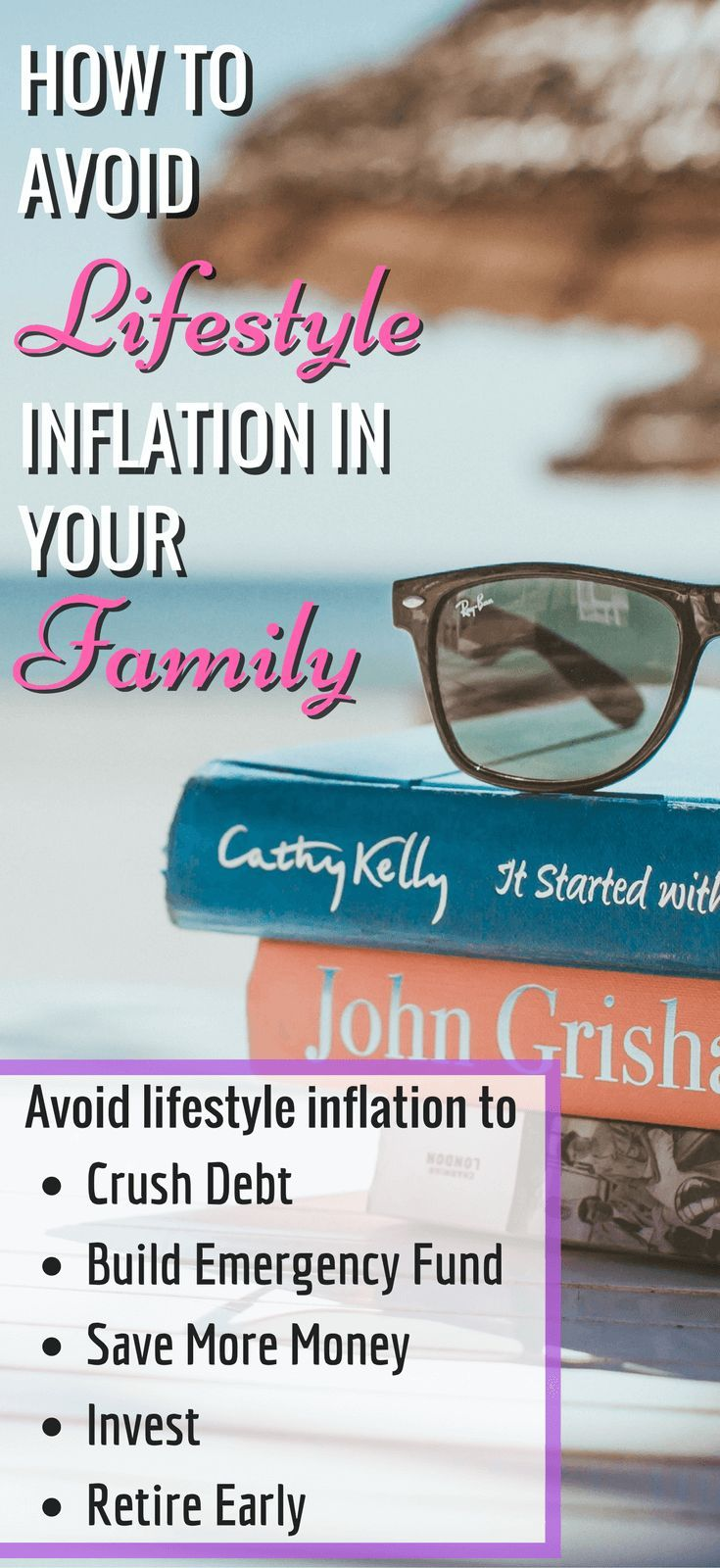 Lifestyle inflation can be very negative for your finances. Learn how and why you should avoid lifestyle inflation as much as you can.