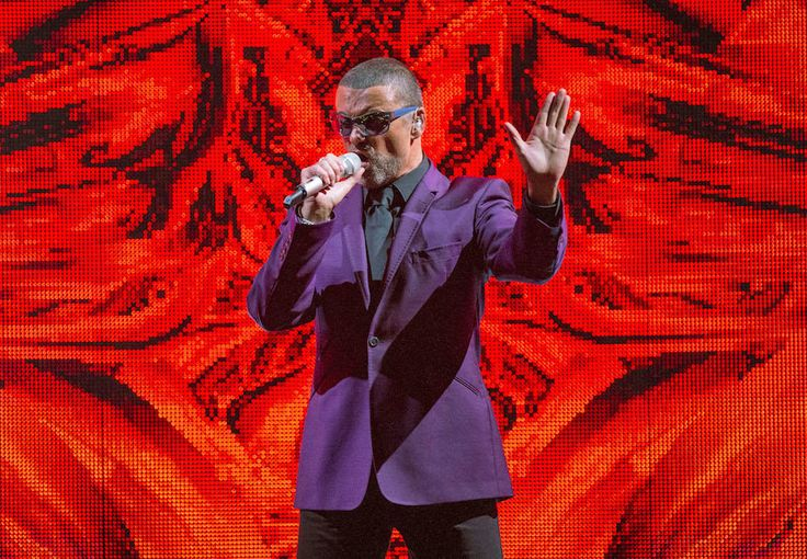 George Michael Performs At Royal Albert Hall In London
