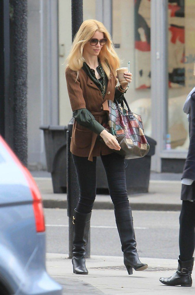 Pin by Limaglam on Claudia Schiffer : The Supermodel in ...