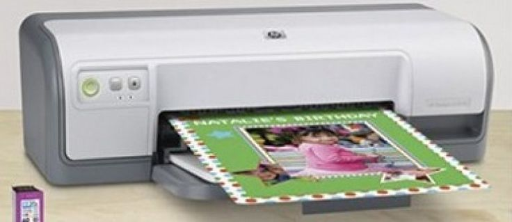 Top Printer Drivers HP Deskjet D2530 For All In one
