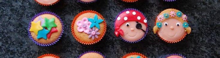 Wie wil nu niet zo'n super gezellig cupcake kinderfeestje waarbij de kinderen na afloop naar huis gaan met geweldige cupcakes een mooi versierde taartdoos!