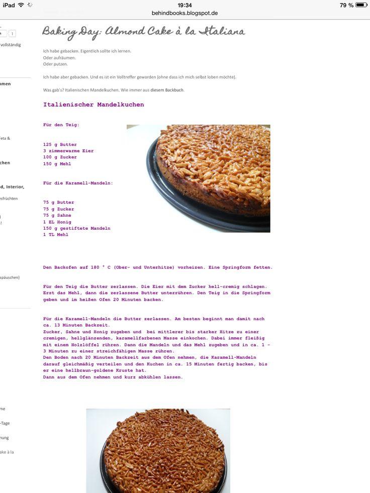 75 best Kuchen und Gebäck images on Pinterest | Backen, Glutenfrei ...