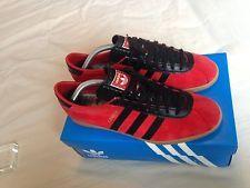 Adidas London 7.5 UK Malmo Dublin Manchester City Hamburg Stockholm