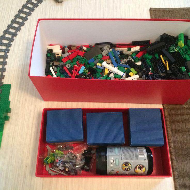 Lucky World of Lego  @lego @luckywork @rejviznejvic  @wefeelyellow @telcek.maso  #lego #system #bricks #slope #rail #train #layouts #tracks #luckywork #luckyworld #world #luckys #entertainment #fun #school #creative #studio #box #legostagram