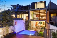 Brilliant design, superb construction, premium finishes, remarkable parkside home, plunge pool
