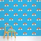 Found it at Wayfair - Rainbows Wallpaper