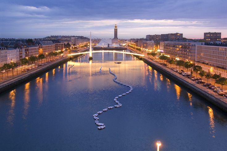 Le Havre, France: going there for college!